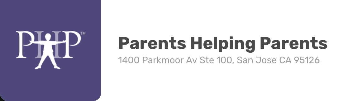 Parents Helping Parents E-Learning Home Page
